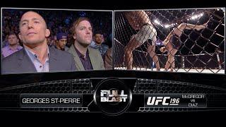 UFC 202: Full Blast - GSP on McGregor vs Diaz I