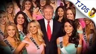 Trump Walked In On Naked Teen Contestants- Beauty Queen Details