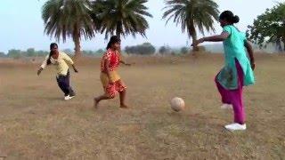 Namita and Football