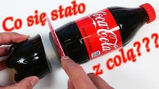 Co się stało z butelką Coca-Coli???