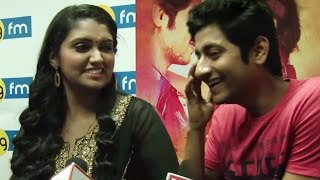 Sairat Funny Interview In Hindi - Rinku Rajguru, Akash Thosar
