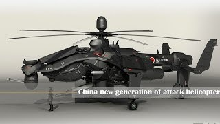 China developing new attack helicopter with stealth abilities