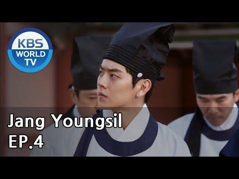 Jang Youngsil | 장영실 - Ep.4 (2016.01.26)