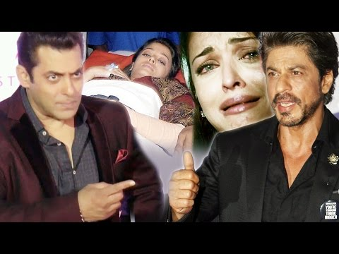 Aishwarya Rai Tried To Commit Suicide, Salman & Shahrukh Khan's REACTS On Working TOGETHER