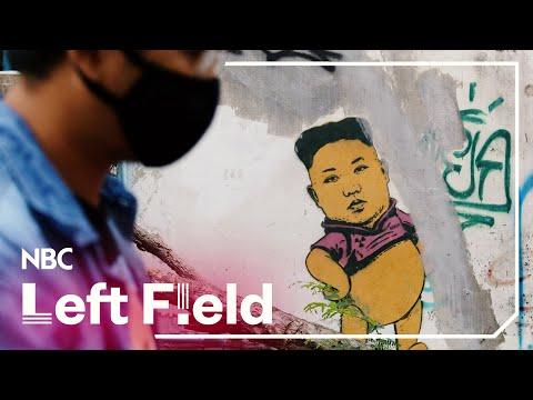 Xxx Mp4 Bangkok S Banksy Is A Headache For Thai Junta NBC Left Field 3gp Sex