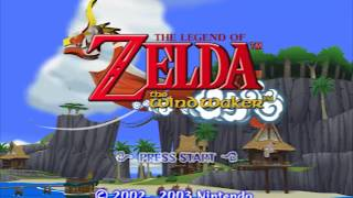 Intro 10 Hours - Zelda The Wind Waker
