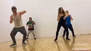 Machika by J Balvin jeon and anitta Jerry d choreo