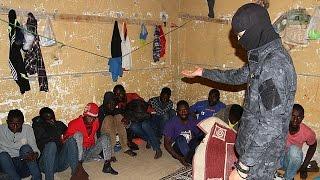 Libye : vague d