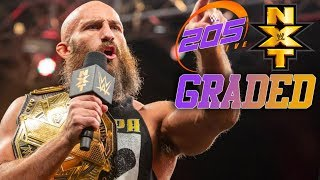 WWE NXT/205 Live: GRADED (5th December)   Tommaso Ciampa - Puppet Master