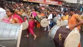 Chintamani Patpujan 2016 : Salami Dhol Tasha Pathak