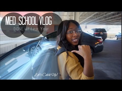 Xxx Mp4 MED SCHOOL VLOG 10 Done With First Year Let S Catch Up 3gp Sex