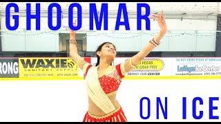 GHOOMAR Dance ON ICE - PADMAAVAT   Deepika Padukone   Shahid Kapoor   Ranveer Singh