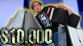 HOW I LOST $10,000 DOLLARS IN TWO HOURS!