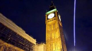 Big Ben bell sounds 2010