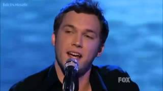Phillip Phillips - In The Air Tonight - American Idol