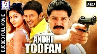Aandhi Toofan - South Indian Super Dubbed Action Film - Latest HD Movie 2016