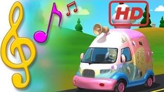 School for Kids |  TuTiTu Songs | Ice Cream Song | Songs for Children with Lyrics