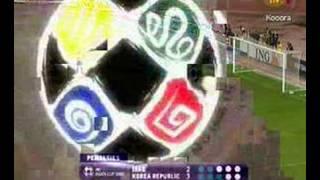 نهائيات كأس آسيا 2007 ضربات الجزاء العراقXكوريا الجنوبية