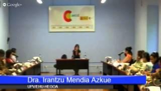 Justicia transicional y políticas públicas en clave feminista - Dra. Irantzu Mendia Azkue