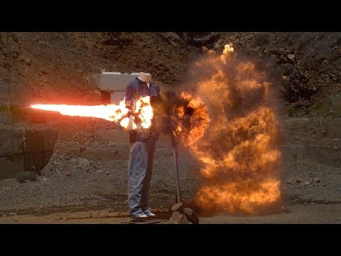 Xxx Mp4 Massive Explosive Chain Reaction At 200 000fps The Slow Mo Guys 3gp Sex
