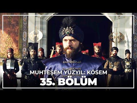 Muhteşem Yüzyıl: Kösem | Yeni Sezon - 5.Bölüm (35.Bölüm)