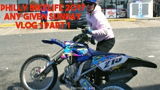 Philly Bikelife 2017: Any Given Sunday Vlog 1 Part 1