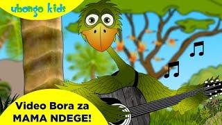 Video Bora za Mama Ndege | Ubongo Kids | Katuni za Elimu kwa Kiswahili