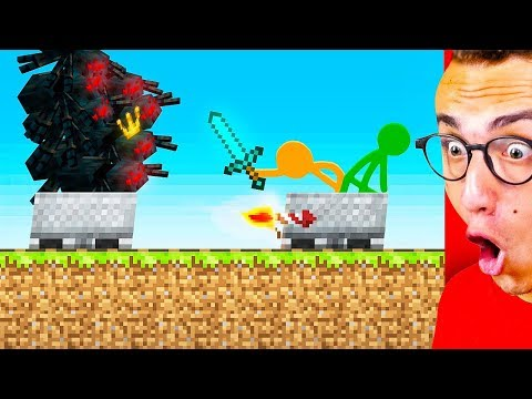 These Are The BEST STICK FIGHT ANIMATIONS On Youtube