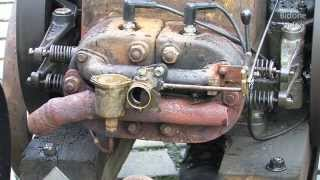 Bulldog-Freunde-Erzgebirge 1-3 die Stationärmotoren - Stationary Engine Rally