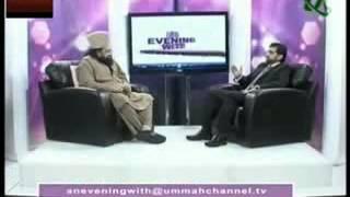 Syed Irfan Shah Mashadi first Interview on Ummah Channel