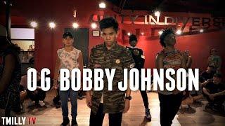 OG Bobby Johnson - Choreography by Tricia Miranda - #TMillyTV - ft Boy Squad: Gabe, Sean, Josh, Will