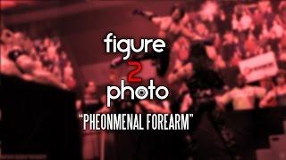 Figure 2 Photo: AJ Styles' Phenomenal Forearm to Roman Reigns Outside the Ring!