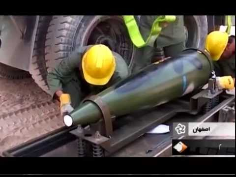 Iran Army Ground Force drill Phase