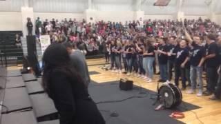 Tegan Marie Performance