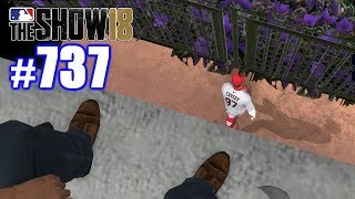 NEVER SEEN THIS ANGLE BEFORE! | MLB The Show 18 | Road to the Show #737