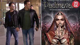 Salman Returns To Abu Dhabi For