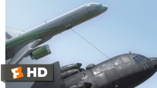 The Fast and the Fierce (2017) - Mid-Air Rescue Scene (6/10)   Movieclips