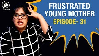 Frustrated Woman Telugu Web Series | Frustrated Young Mother FRUSTRATION | Sunaina | Khelpedia