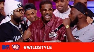 Wild 'N Out | A$AP Ferg in a Chico vs. Karlous Old-School Rap Battle | #Wildstyle