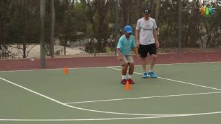 Developing Spatial Awareness with Kids: Hop Guesser Coach Call