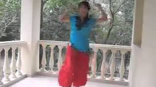 O Radha Teri Chunri   Student of The Year   Home dance video