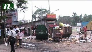 Acute odor of trash in puran dhaka's aga mosih lane | News & Current Affairs