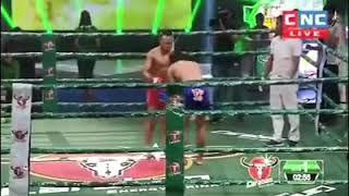 ហានថាគេរំអួយផង Roeung Sophorn vs Fai Pha (Thai) CNC Khmer boxing 17/11/2018