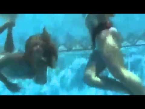 Underwater Babes 12 Bikini Girls Sexy Hot Video
