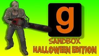 Gmod - Sandbox Halloween Edition Teil 1 - Lustige Momente [Deutsch/Garry's Mod]