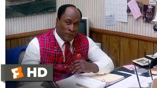 Coming to America (7/10) Movie CLIP - Akeem Talks Football (1988) HD