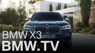 Der neue BMW X3. Produkthighlights.