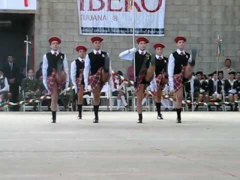 La Escolta de la Secundaria Ibero Exhibición