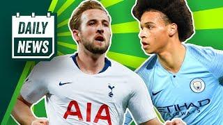 Champions League Finale: Harry Kane wird fit! Lewandowski will Sané! DFB -Team: Götze nicht dabei!