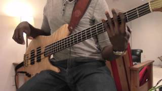 In Jesus name (Darlene Zschech)- Bass Cover